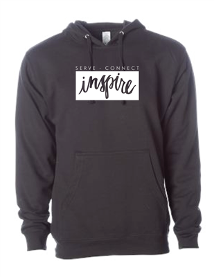 L - Medium Black Inspire Sweatshirt